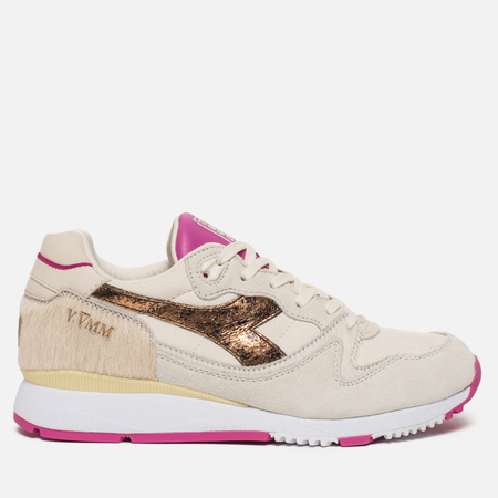 Мужские кроссовки Diadora x The Good Will Out V.7000 Caligula The Rise And Fall Pack Antique White