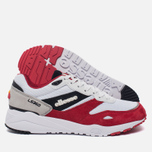 Мужские кроссовки Ellesse LS360 Trainer White/Red/Grey фото- 1