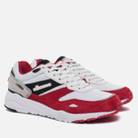 Мужские кроссовки Ellesse LS360 Trainer White/Red/Grey фото- 2