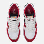 Мужские кроссовки Ellesse LS360 Trainer White/Red/Grey фото- 4