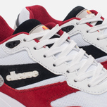 Мужские кроссовки Ellesse LS360 Trainer White/Red/Grey фото- 5