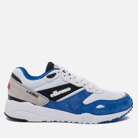 Мужские кроссовки Ellesse LS360 Trainer White/Royal/Grey