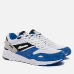 Мужские кроссовки Ellesse LS360 Trainer White/Royal/Grey фото- 2