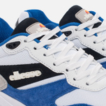 Мужские кроссовки Ellesse LS360 Trainer White/Royal/Grey фото- 5