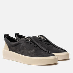 Мужские кроссовки Fear of God 101 Lace Up Suede Vintage Black