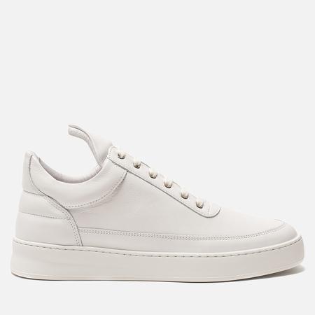 Мужские кроссовки Filling Pieces Lane Nappa All White