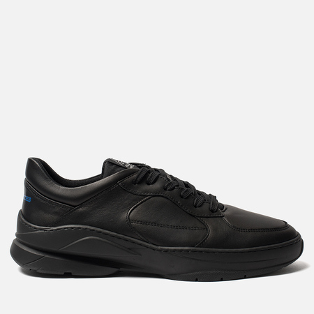 Мужские кроссовки Filling Pieces Linus Low Cage Cosmo All Black