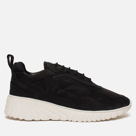 Мужские кроссовки Filling Pieces Low Curve Roots Loop Black