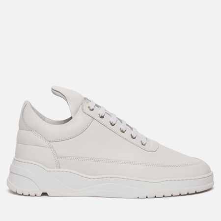 Мужские кроссовки Filling Pieces Low Top Astro Basic All White
