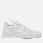 Мужские кроссовки Filling Pieces Low Top Cane Ghost White фото- 0