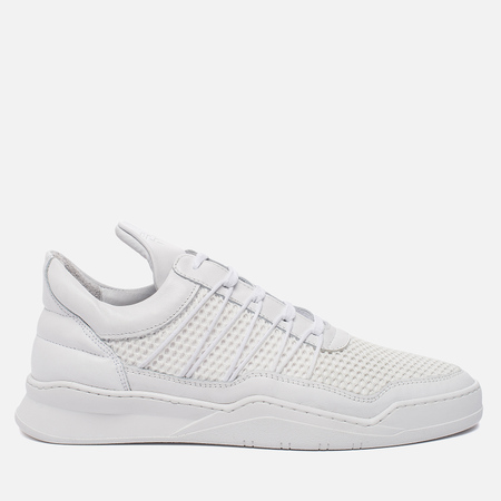Мужские кроссовки Filling Pieces Low Top Cane Ghost White