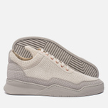 Мужские кроссовки Filling Pieces Low Top Ghost Perforated Grey фото- 2