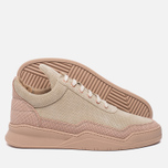 Мужские кроссовки Filling Pieces Low Top Ghost Perforated Pink фото- 2