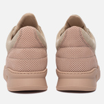 Мужские кроссовки Filling Pieces Low Top Ghost Perforated Pink фото- 3