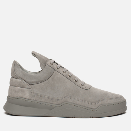 Мужские кроссовки Filling Pieces Low Top Ghost Tone Cement Grey