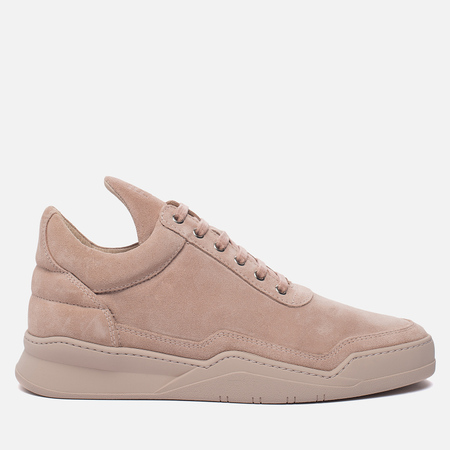Мужские кроссовки Filling Pieces Low Top Ghost Tone Nude