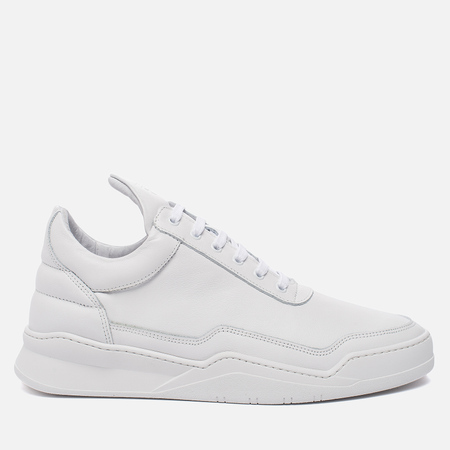 Мужские кроссовки Filling Pieces Low Top Ghost White