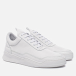 Мужские кроссовки Filling Pieces Low Top Ghost White фото- 1