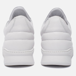 Мужские кроссовки Filling Pieces Low Top Ghost White фото- 3