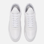 Мужские кроссовки Filling Pieces Low Top Ghost White фото- 4