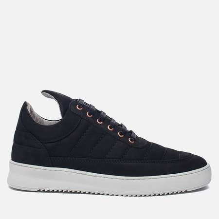 Мужские кроссовки Filling Pieces Low Top Padded Black