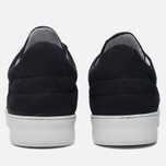 Мужские кроссовки Filling Pieces Low Top Padded Black фото- 3