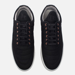 Мужские кроссовки Filling Pieces Low Top Padded Black фото- 4