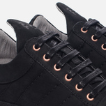 Мужские кроссовки Filling Pieces Low Top Padded Black фото- 5