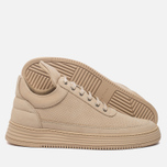 Мужские кроссовки Filling Pieces Low Top Perforated Tone Beige фото- 2