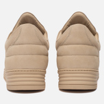 Мужские кроссовки Filling Pieces Low Top Perforated Tone Beige фото- 3