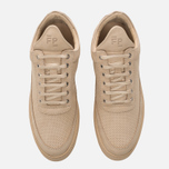 Мужские кроссовки Filling Pieces Low Top Perforated Tone Beige фото- 4