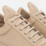 Мужские кроссовки Filling Pieces Low Top Perforated Tone Beige фото- 5