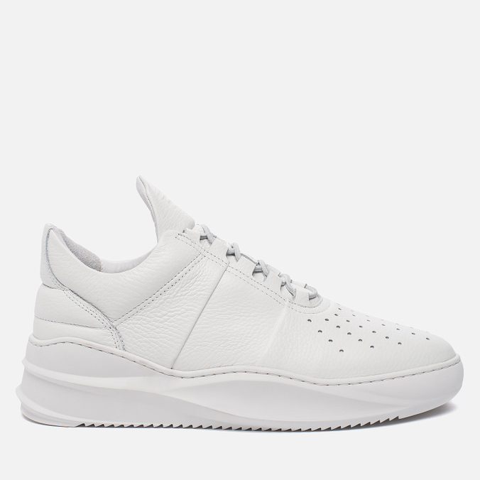 Мужские кроссовки Filling Pieces Low Top Tabs White