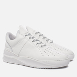 Мужские кроссовки Filling Pieces Low Top Tabs White фото- 1