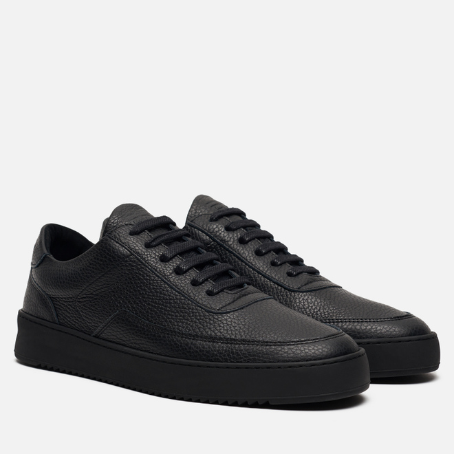 Мужские кроссовки Filling Pieces Mondo Ripple Grain All Black