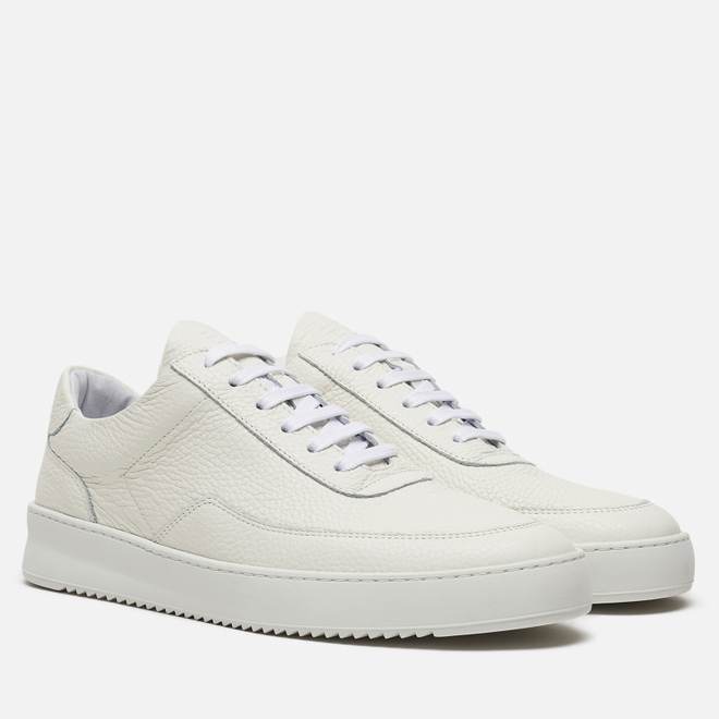 Мужские кроссовки Filling Pieces Mondo Ripple Grain White