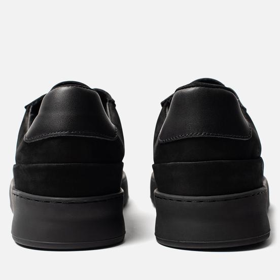 Мужские кроссовки Filling Pieces Mono Ripple Shift All Black