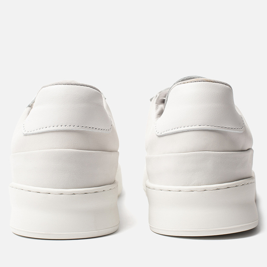 Мужские кроссовки Filling Pieces Mono Ripple Shift All White