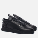 Мужские кроссовки Filling Pieces Mountain Cut Ghost All Black фото- 1