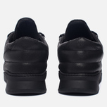 Мужские кроссовки Filling Pieces Mountain Cut Ghost All Black фото- 3