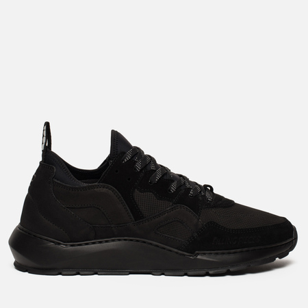 Мужские кроссовки Filling Pieces Origin Arch Runner Heritage All Black
