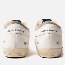 Мужские кроссовки Golden Goose Superstar White Shearling Sock фото- 2