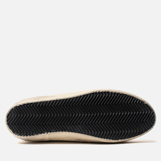 Мужские кроссовки Golden Goose Superstar White Shearling Sock