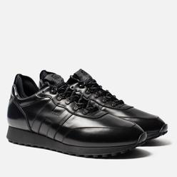 Мужские кроссовки Hogan H383 Leather Black