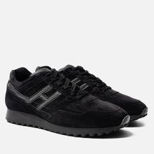 Мужские кроссовки Hogan H383 Suede Black фото- 0