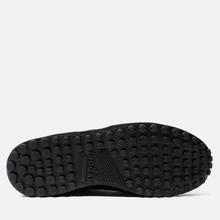 Мужские кроссовки Hogan H383 Suede Black фото- 4