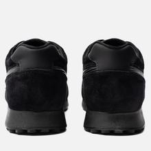 Мужские кроссовки Hogan H383 Suede Black фото- 2