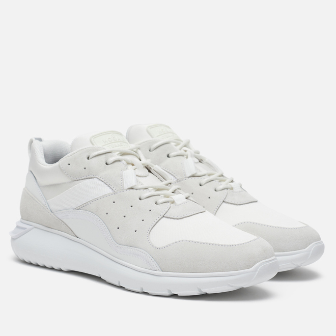 Мужские кроссовки Hogan H519 Interactive 3 White