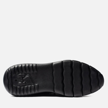Мужские кроссовки Hogan Interactive 3 Leather Black/Red фото- 4