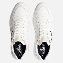 Мужские кроссовки Hogan Interactive 3 Leather White фото- 1